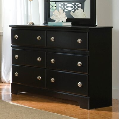 Standard Furniture Carson 6 Drawer Dresser