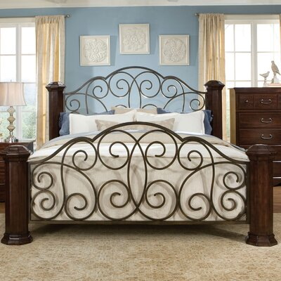Standard Furniture Fall River Metal Bed
