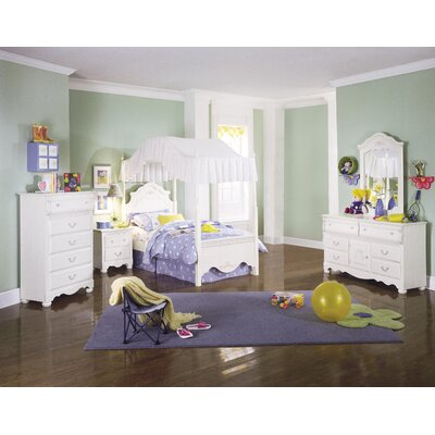 Standard Furniture Diana Canopy Bed