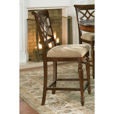 "Standard Furniture Woodmont 24"" Bar Stool with Cushion"