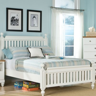 Sunset Hill Slat Bed