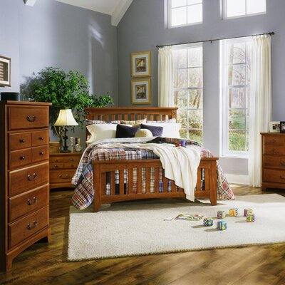 Standard Furniture City Park Slat Bedroom Collection