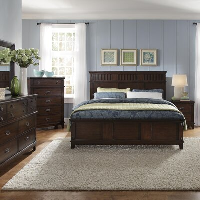 Standard Furniture Sonoma Panel Bedroom Collection