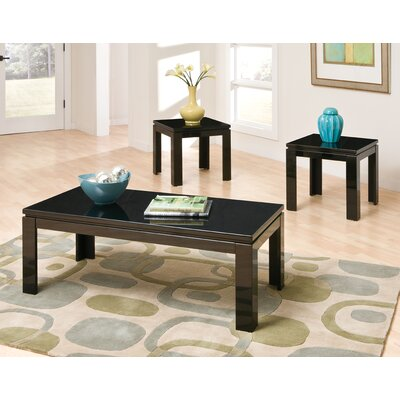 Passport 3 Piece Coffee Table Set