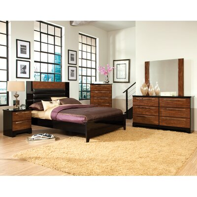 Standard Furniture Eclipse 5 Drawer Standard Chest