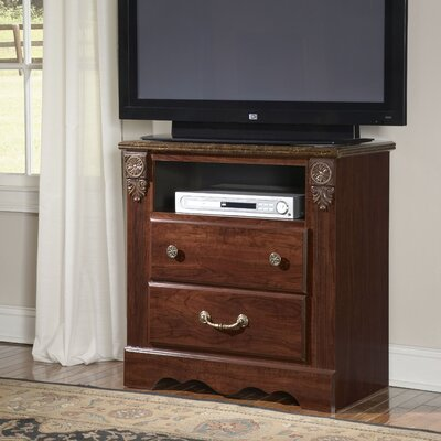 Carrington 2 Drawer Media Chest