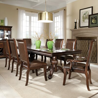 Standard Furniture Embassy Hall 9 Piece Dining Set