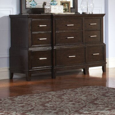 Standard Furniture Vantage 8 Drawer Standard Dresser