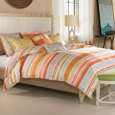 Wildcat Territory Aquarelle 8 Piece Duvet Cover Set