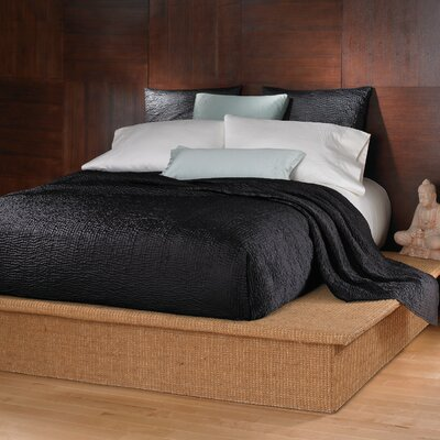 Wildcat Territory Shanti in Black Coverlet Set
