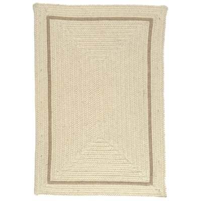 Colonial Mills Shear Natural Canvas Rug
