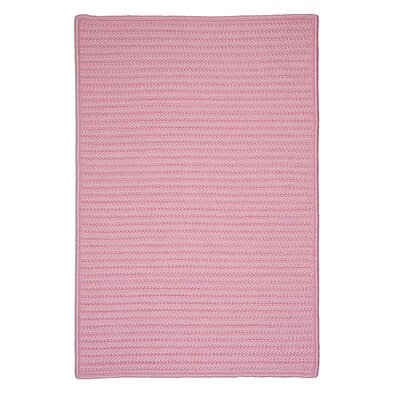 Colonial Mills Simply Home Solid Light Pink Rug