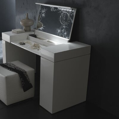 Rossetto USA Nightfly Vanity with Mirror