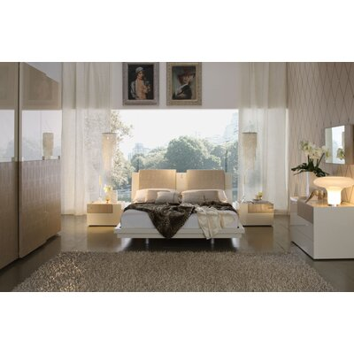 Rossetto USA Diamond Platform Bedroom Collection