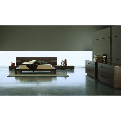 Rossetto USA Win Platform Bedroom Collection