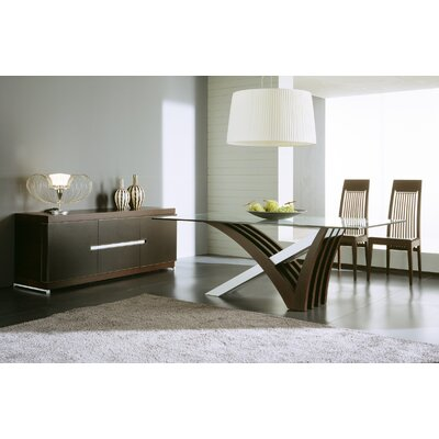 Rossetto USA Interni 3 Piece Dining Set