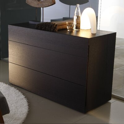 Rossetto USA Sound 3 Drawer Dresser
