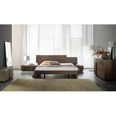 Rossetto USA Air Platform Bed Bedroom Collection