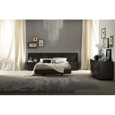 Rossetto USA Sapphire Headboard Bedroom Collection