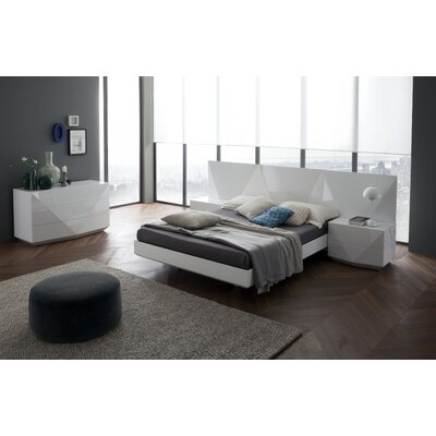 Sapphire Headboard Bedroom Collection