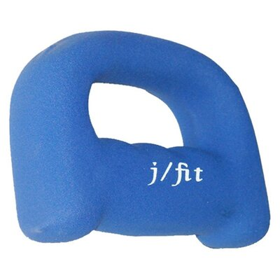 J Fit Neoprene Grip Dumbbell Weight