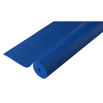 <strong>J Fit</strong> Pilates Yoga Mat in Dark Blue