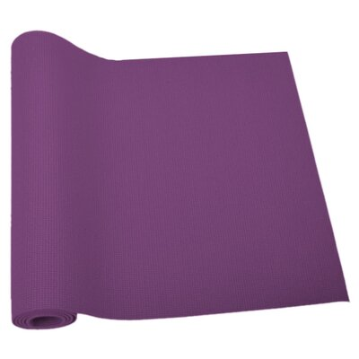 <strong>J Fit</strong> Extra Thick Pilates Yoga Mat
