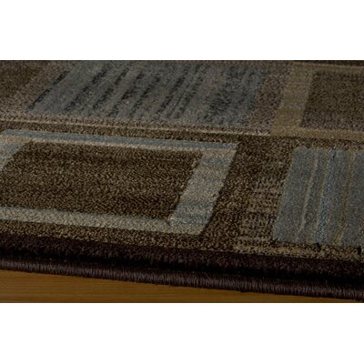 Momeni Dream Square Brown Rug
