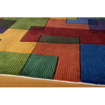 Momeni New Wave IV Multi Rug
