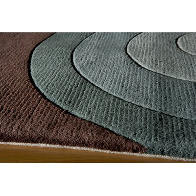 Momeni New Wave Teal Rug