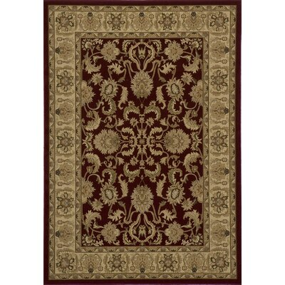 Momeni Royal Red Rug