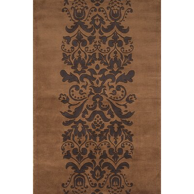 Momeni New Wave Brown Rug