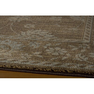 Momeni Belmont Persian Brown Rug