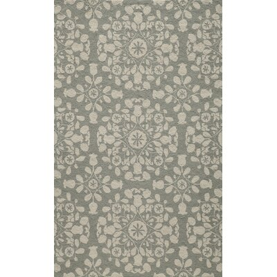 Suzani Hook Grey Rug