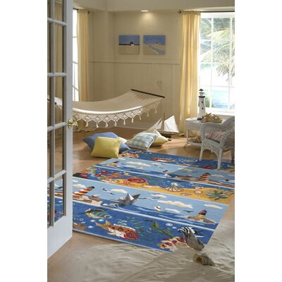 Momeni Coastal Breezy Novelty Rug