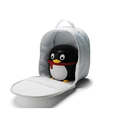 John Bunn Neb-U-Tyke Penguin And Igloo Nebulizer and Bag