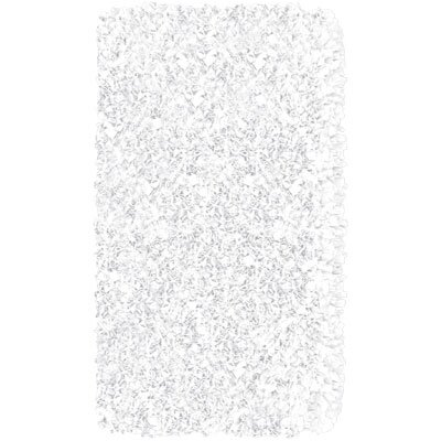The Rug Market Shaggy Raggy White Rug