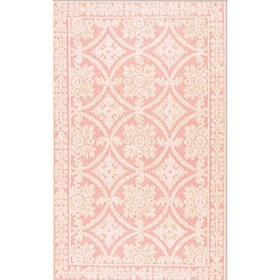 The Rug Market Romantic Chic Romantic Lace Rose Rug