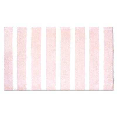 The Rug Market Cabana Stripe Pink Rug