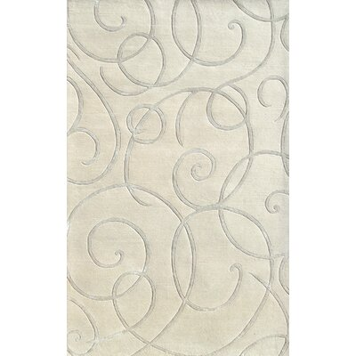 The Rug Market Barney's Ivory/Gray Rug