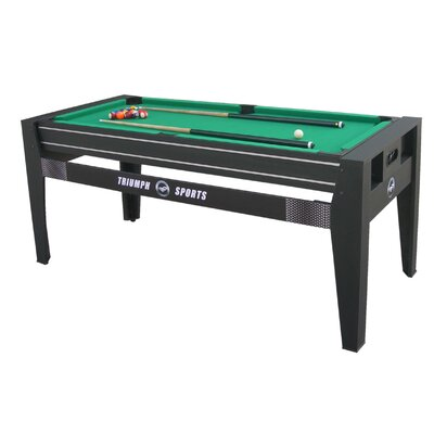 Triumph Sports USA 4 in 1 Rotating Game Table