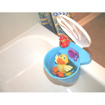 Mom Innovations The Potty Scotty Tub Toy Organizer by in Blue