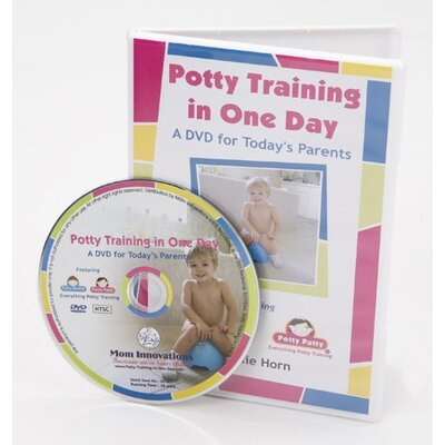 Mom Innovations Potty Training in One Day - The Essential System for Boys with DVD