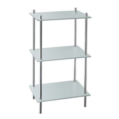 "Smedbo Outline 15.75"" Bathroom Shelf"