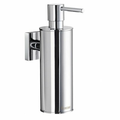 Smedbo House Wall Mount Soap and Lotion Dispenser