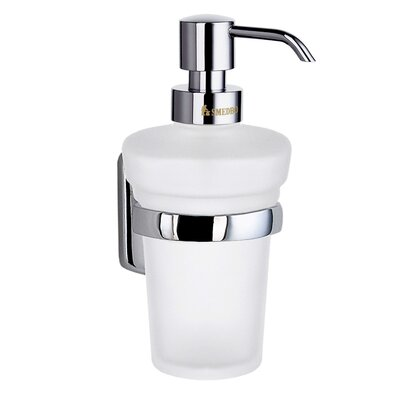Cabin Wall Mount Soap Dispenser