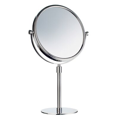 Smedbo Outline Freestanding Shaving / Makeup Mirror