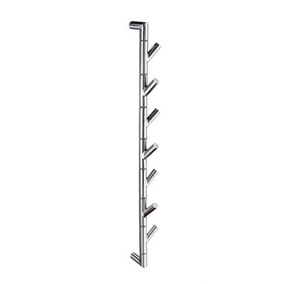 Smedbo Outline Lite Swivel Hooks in Polished Stainless Steel