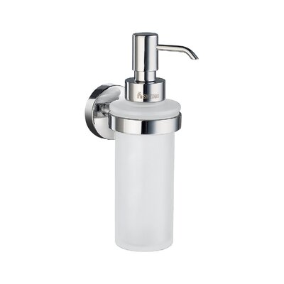 Home Holder with Soap Dispenser