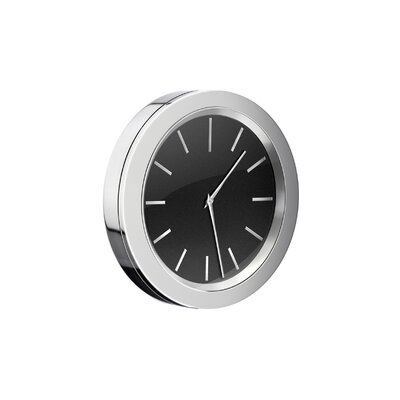 Smedbo Self Adhesive Bathroom Mirror Clock